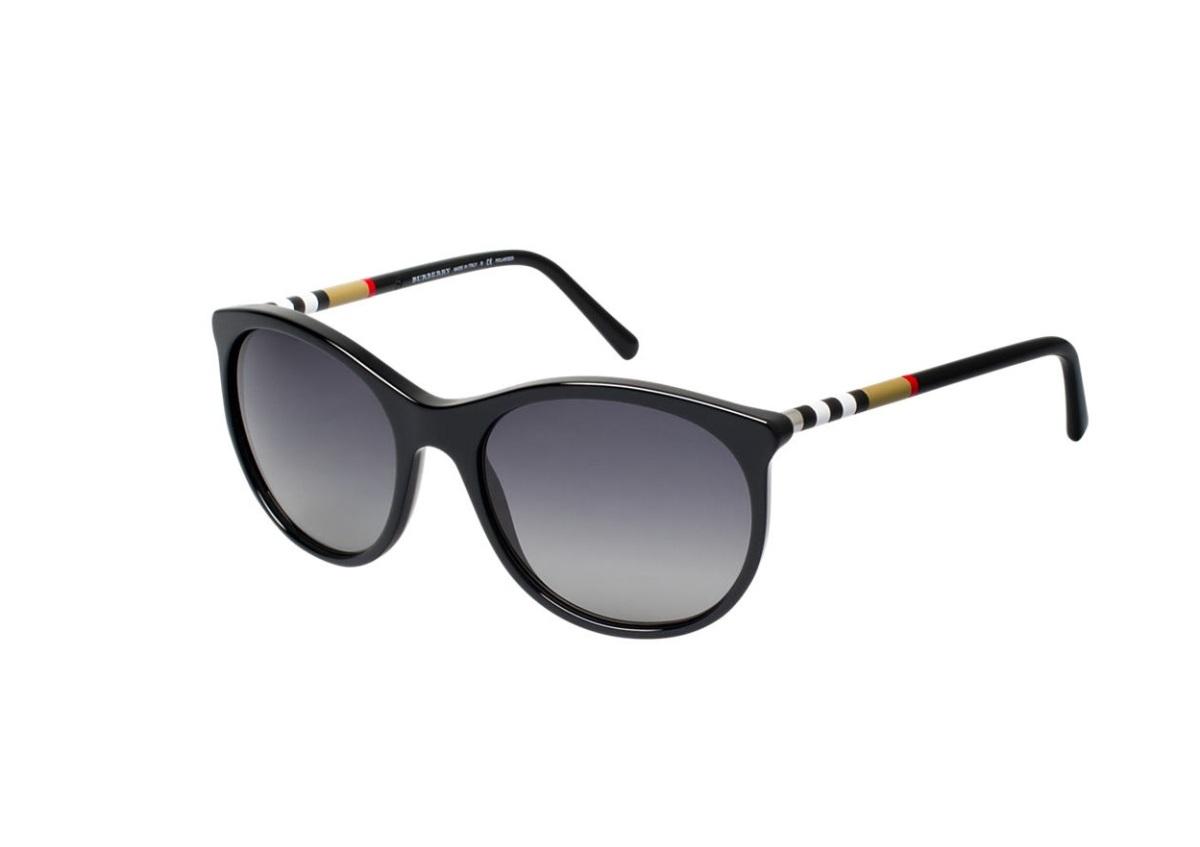 e491b1701098 ... Sunglasses – Savvy Sister Deals Burberry 58mm Polarized Sunglasses -  Havana in Brown   Lyst Polarized BURBERRY Sunglasses B 4117 3001/T3 58-14  Black w/ ...