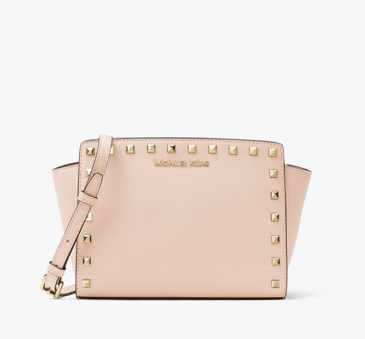 Michael Kors Selma Medium Studded Leather Messenger. Screen Shot 2017-05-11  at 8.25.12 AM.png