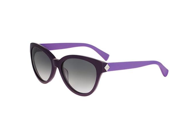 cole haan purple sunglasses