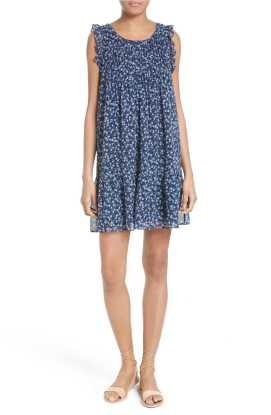 joie tahoma swing dress