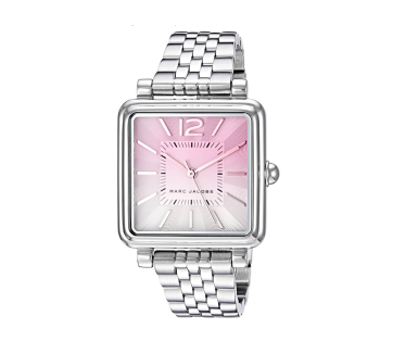 marc jacobs square watch