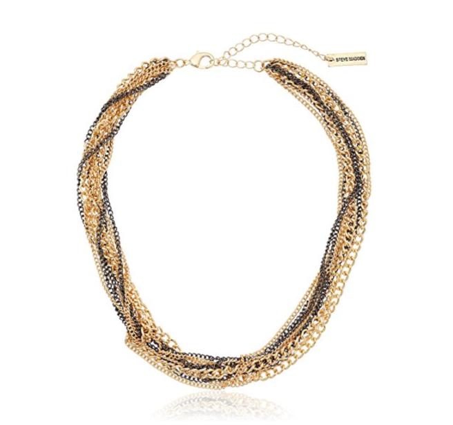 steve madden necklace