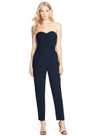 Stitch Fix Brand - Adelyn Rae Strapless Jumpsuit