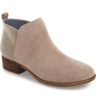 Stitch Fix Brand - TOMS Deia Zip Bootie