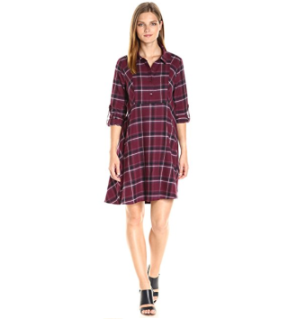 bcbg plaid dress.png