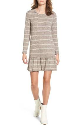 everly sweater dress